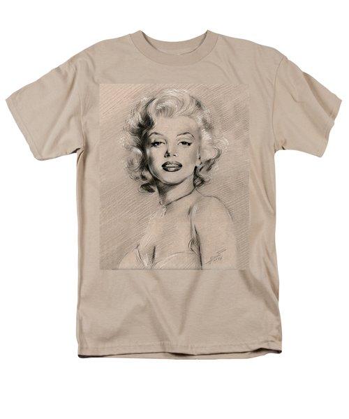 marilyn monroe T-Shirt by Ylli Haruni