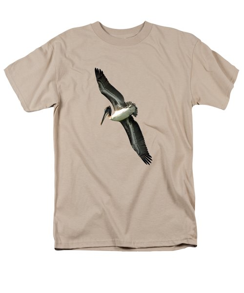 Pelican Men's T-Shirt  (Regular Fit) by Deborah Good