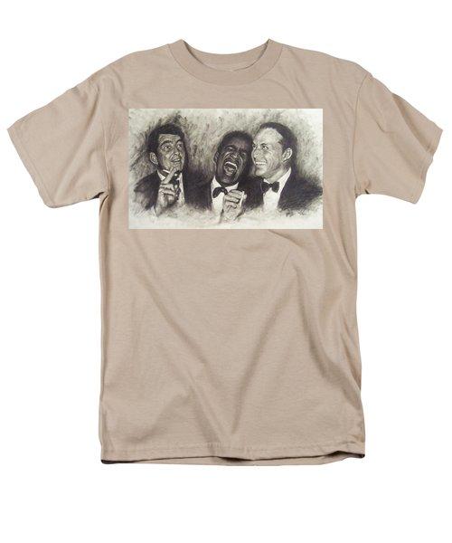 Rat Pack Men's T-Shirt  (Regular Fit) by Cynthia Campbell