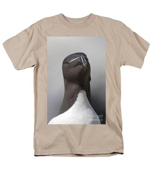 Razorbill Men's T-Shirt  (Regular Fit) by Karen Van Der Zijden