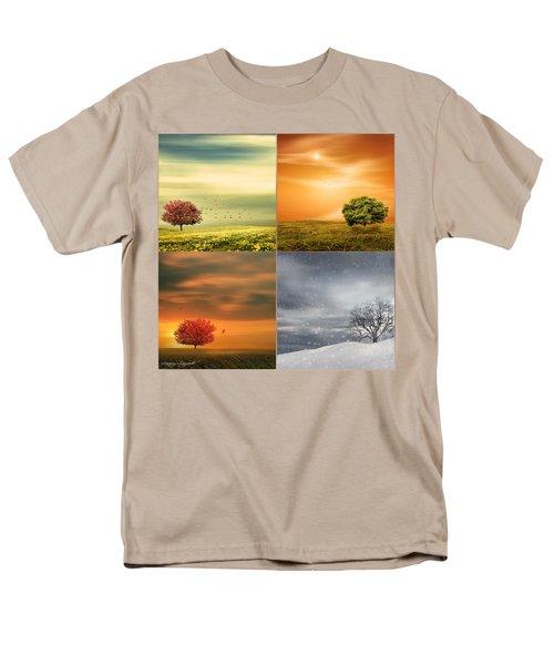 Seasons' Delight T-Shirt by Lourry Legarde