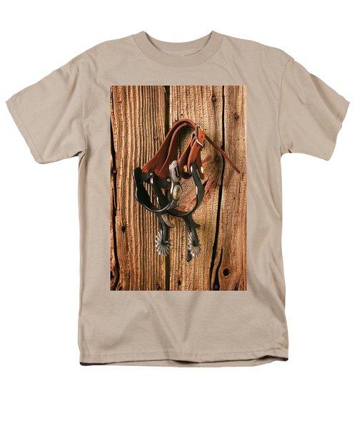 Spurs T-Shirt by Garry Gay