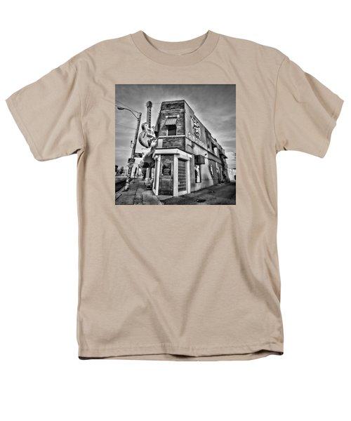 Sun Studio - Memphis #2 Men's T-Shirt  (Regular Fit) by Stephen Stookey