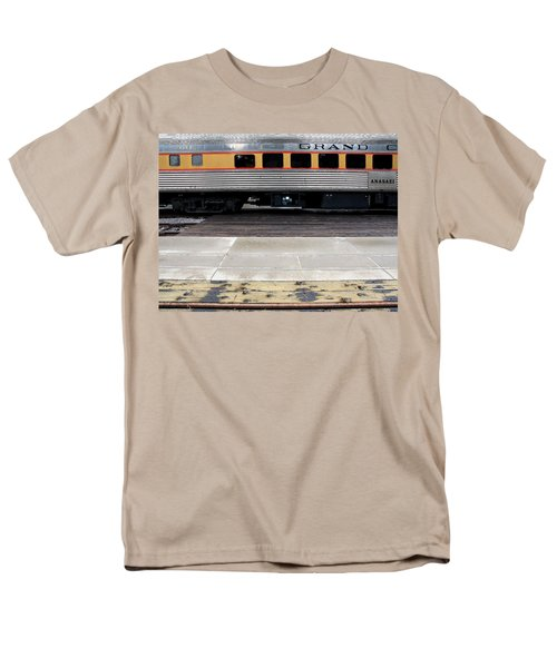 The Anasazi Men's T-Shirt  (Regular Fit) by Joe Kozlowski