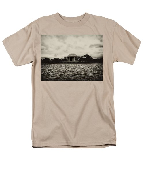 The Jefferson Memorial T-Shirt by Bill Cannon