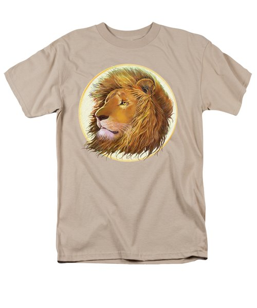The One True King - Color Men's T-Shirt  (Regular Fit) by J L Meadows