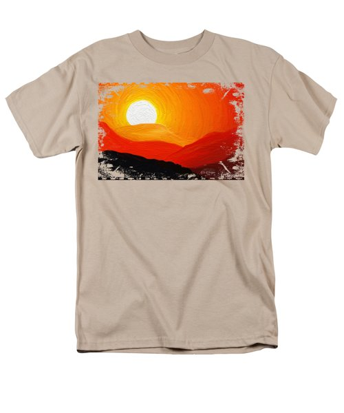 The Painted Desert Signature Series Men's T-Shirt  (Regular Fit) by Di Designs