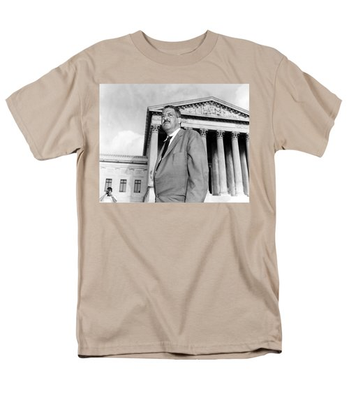 Thurgood Marshall Men's T-Shirt  (Regular Fit) by Granger