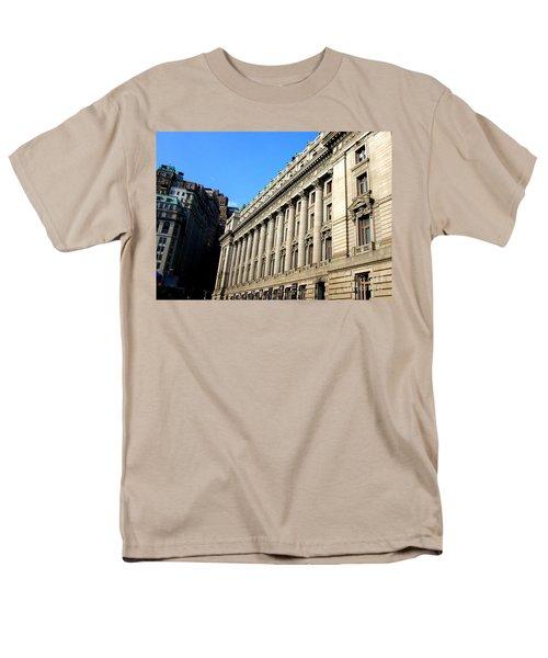 U S Custom House 1 Men's T-Shirt  (Regular Fit) by Randall Weidner