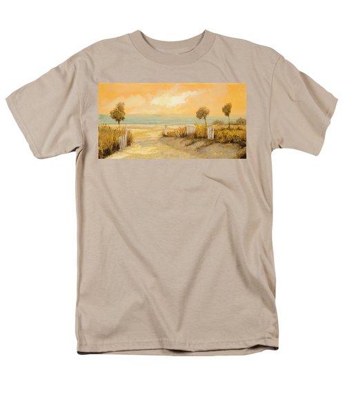 verso la spiaggia T-Shirt by Guido Borelli