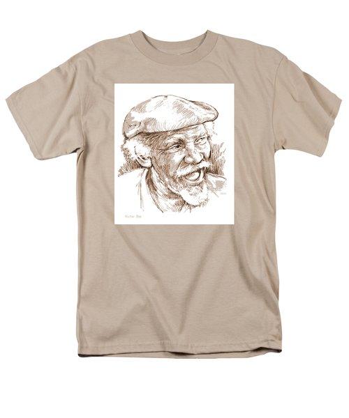 Victor Boa Men's T-Shirt  (Regular Fit) by Greg Joens
