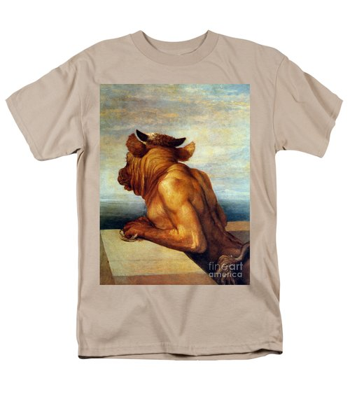 Watts: The Minotaur Men's T-Shirt  (Regular Fit) by Granger