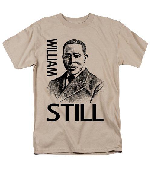 William Still Men's T-Shirt  (Regular Fit) by Otis Porritt