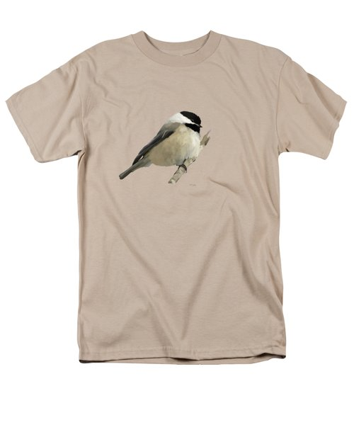 Willow Tit Men's T-Shirt  (Regular Fit) by Bamalam  Photography