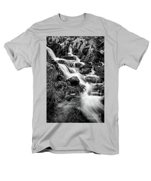 Winter Rapids T-Shirt by Adrian Evans