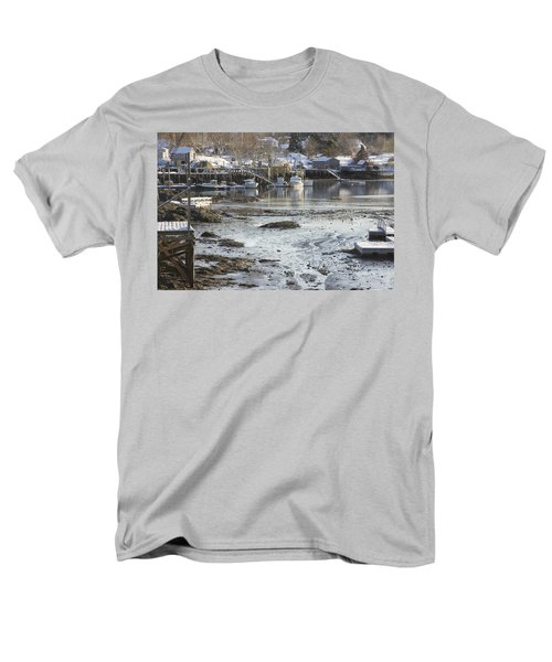 South Bristol on the coast of Maine T-Shirt by Keith Webber Jr