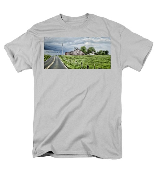 A Quilted Barn T-Shirt by Heather Applegate