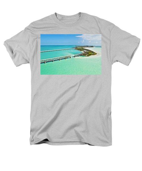 Bahia Honda T-Shirt by Patrick M Lynch