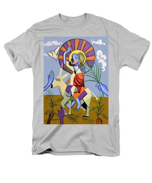 Behold The Lamb Of God T-Shirt by Anthony Falbo