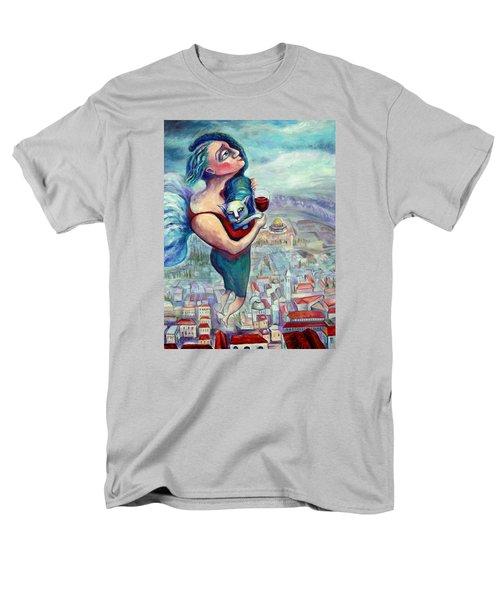 BLESSING OVER THE WINE T-Shirt by Elisheva Nesis