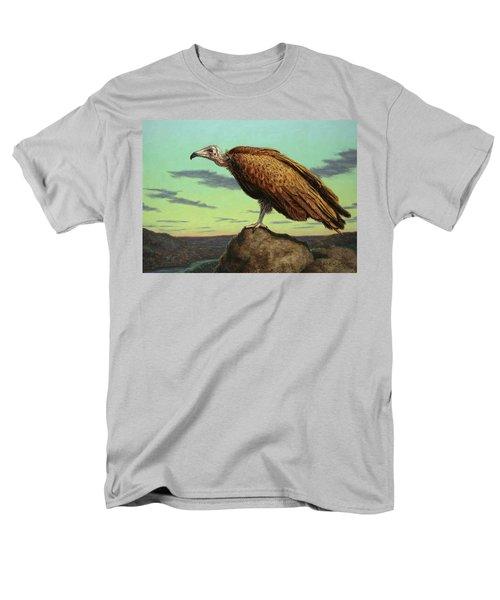 Buzzard Rock Men's T-Shirt  (Regular Fit) by James W Johnson