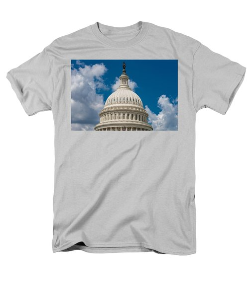 Capital Dome Washington D C T-Shirt by Steve Gadomski