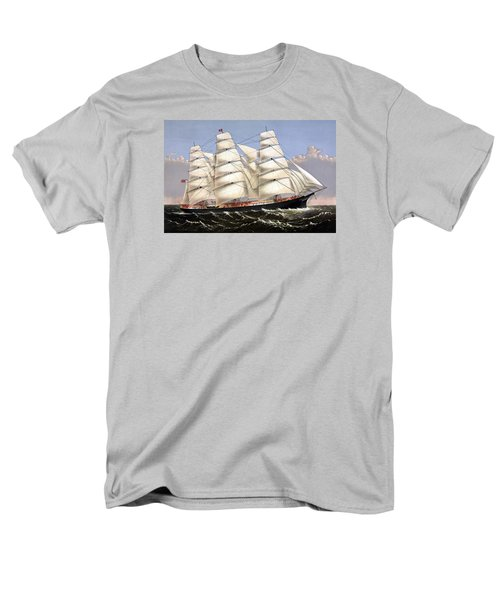 Clipper Ship Three Brothers T-Shirt by War Is Hell Store