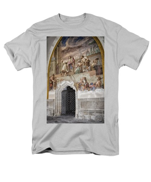 Cloister Fresco T-Shirt by Joan Carroll