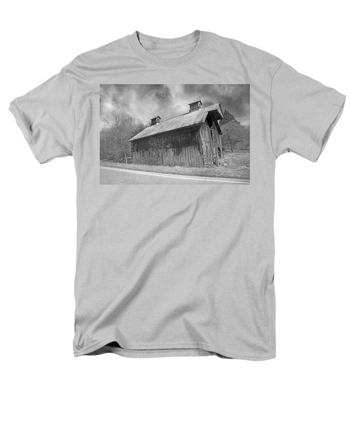 Country Barn Country Moon Country T-Shirt by Betsy C  Knapp