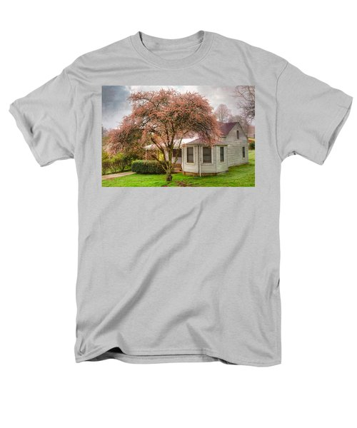 Country Pink T-Shirt by Debra and Dave Vanderlaan