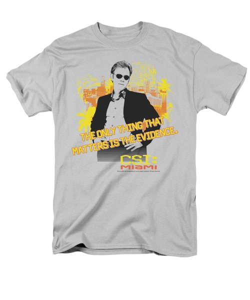 Csi Miami - Hand On Hips Men's T-Shirt  (Regular Fit) by Brand A