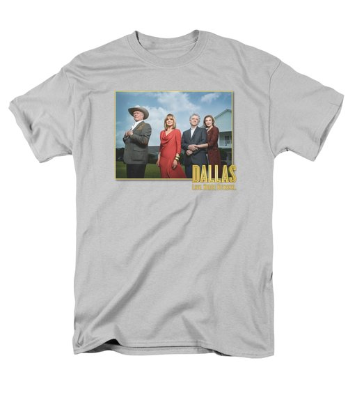 Dallas - Cast Men's T-Shirt  (Regular Fit) by Brand A