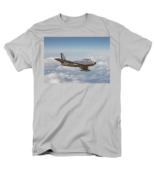 F86 Sabre T-Shirt by Pat Speirs