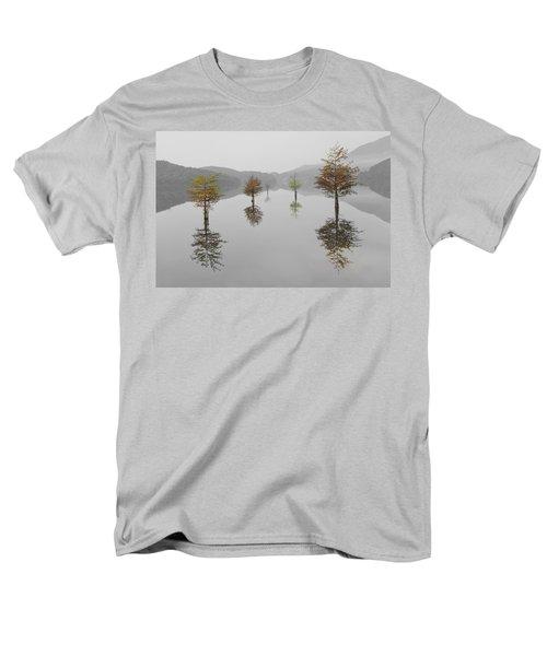 Hanging Garden T-Shirt by Debra and Dave Vanderlaan