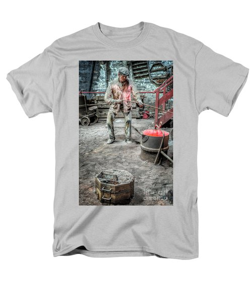 Iron and Brass Foundry T-Shirt by Adrian Evans