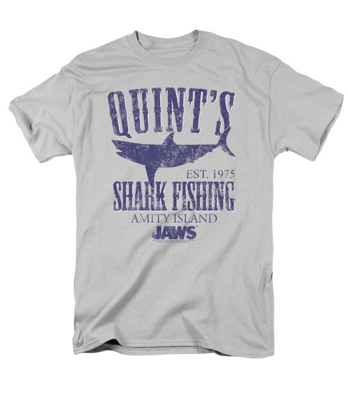 Jaws - Quints Men's T-Shirt  (Regular Fit) by Brand A