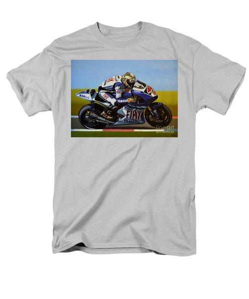 Jorge Lorenzo T-Shirt by Paul  Meijering