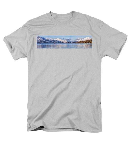 loch lomond panorama T-Shirt by Antony McAulay