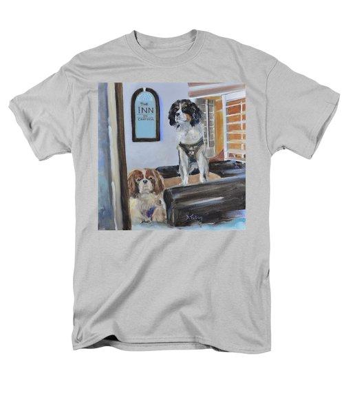Mascots of The Inn T-Shirt by Donna Tuten