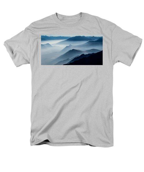Morning Mist T-Shirt by Chad Dutson