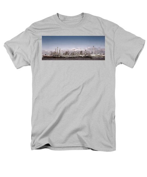 Oil Refinery T-Shirt by Olivier Le Queinec
