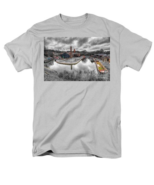 Old Dock T-Shirt by Adrian Evans