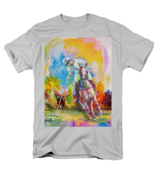 Polo Art T-Shirt by Catf