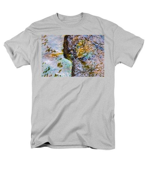 Purl Of A Brook 2 - Featured 3 T-Shirt by Alexander Senin