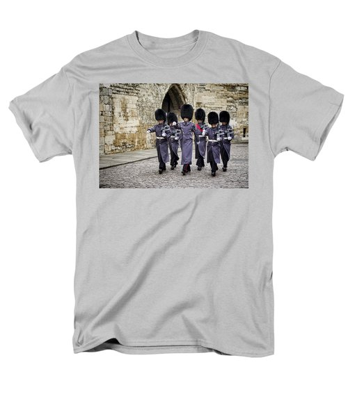 Queens Guard T-Shirt by Heather Applegate