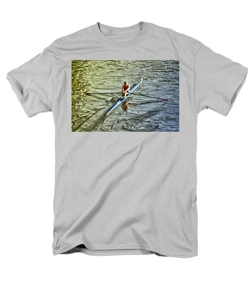 Rowing Crew T-Shirt by Bill Cannon