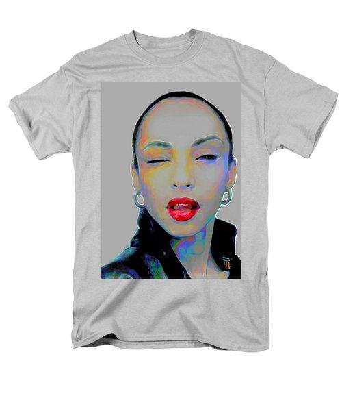 Sade 3 Men's T-Shirt  (Regular Fit) by Fli Art