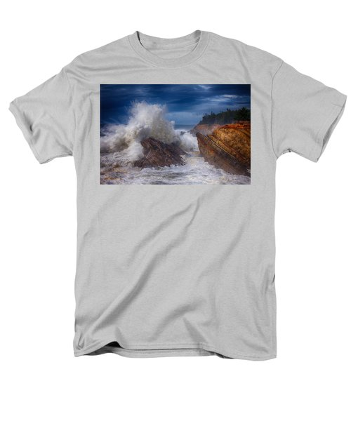 Shore Acre Storm T-Shirt by Darren  White