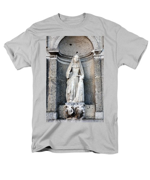 Stone Nun T-Shirt by Olivier Le Queinec