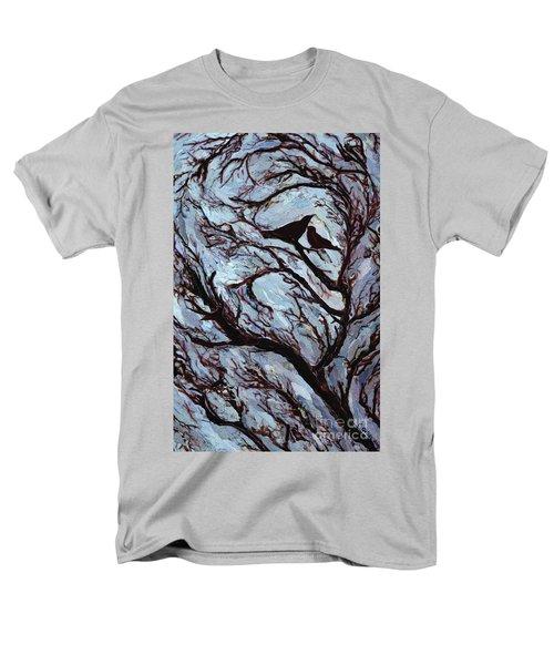 Stormy Day Greenwich Park Men's T-Shirt  (Regular Fit) by Ellen Golla